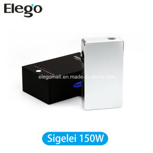 Sigelei 150W E Cigarette Box Mod pictures & photos