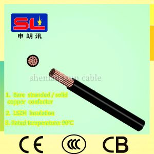 LSZH Insulated Non-Sheathed Cable