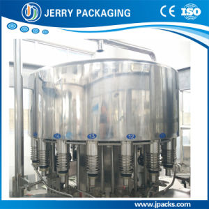 Pet Bottle Water Juice Beer Rinser Filler Capper Production Line pictures & photos
