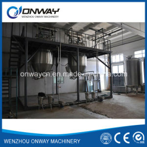 Rho High Efficient Factory Price Energy Saving Hot Reflux Solvent Herbal Extract Machine