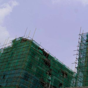 Scaffolding Construction Safety Mesh Net