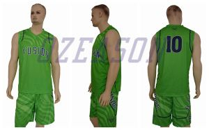 Ozeason Custom Sublimation Basketball Uniforms for Team Sportswear pictures & photos