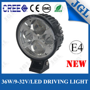 Car LED Bar Light LED Trailer Lighting 36W Headlight