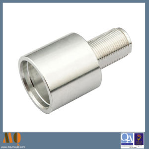Precision Metal CNC Turning Machining Parts with Thread pictures & photos