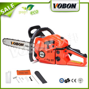 High Gas Quality Chain Saws 45cc/52cc Chain Saw pictures & photos