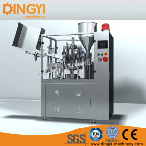 Al Tube Filling and Sealing Machine Gfj-60 pictures & photos