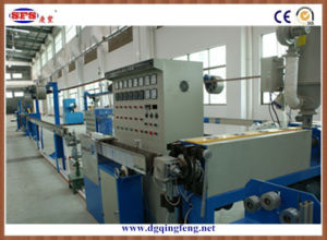 Core Wire Insulation Extruding Production Line pictures & photos