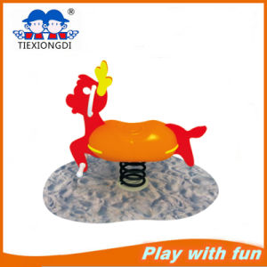 Funny Kids Rocking Riders Plastic Rocking Horse pictures & photos