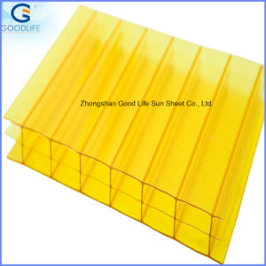 Grade a Quality B1/V2 Fireproofing Class Advertising Material Polycarboante Sheets pictures & photos