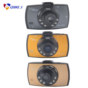 "G30 2.7"" Full HD 1080P 140 Degree Car DVR Camera Registrator Recorder Motion Detection Night Vision G-Sensor Dash Cam Russian"
