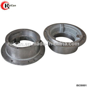 Aluminum Sand Casting-CNC Machining Parts for Hydraulic Machine