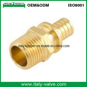 No Lead Brass Press Coupling (PEX-012) pictures & photos