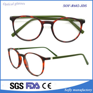 Latest Design Reading Glasses Tr90 Optical Frame Eyeglasses pictures & photos