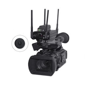 Camera on 4G/ Wireless Live Streaming Encode for Youtube Facebook IPTV HDMI  IP Transmitter Input Broadcasting Equipment
