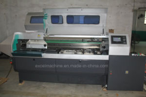 Hot Melt Glue Perfect Book Binding Machine in India. pictures & photos
