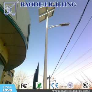 10m 80W Solar LED Street Lamp with Coc Certificate pictures & photos
