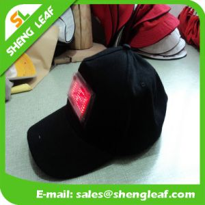 Supply Logo Printed Cheap Promotional LED Cap