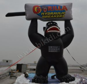 Advertising Inflatbles, Giant Balloon Gorilla for Advertisement (K2029) pictures & photos