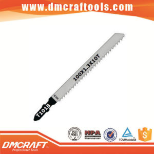 T101b Hcs Ground Teeth Straight Cutting T-Shank Jig Saw Blade pictures & photos