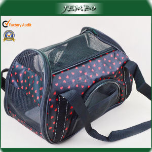 OEM Fashion Safety Polyester Tote Pet Carrying Bag pictures & photos