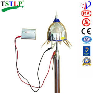 Smart Building Thunder Protection / Ese Lightning Arrester