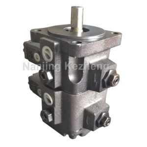 Double Variable Vane Pump-Vp20-20
