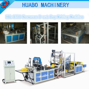 Non Woven Fabric Loop Bag Making Machine (HBL-B700-800) pictures & photos