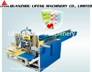 V Fold Embossed Facial Tissue Packing Machine