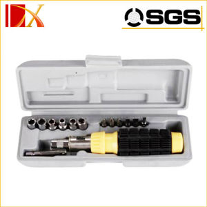 15PCS Multi-Function Screwdriver Socket Set