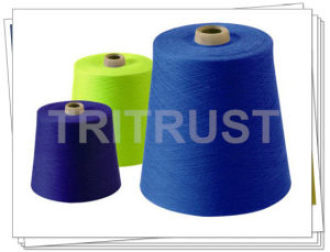 Dyed Polyester Spun Yarn for Sewing Thread (60s/3) pictures & photos