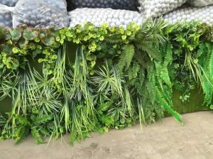 china high quality artificial plants and flowers of vertical garden