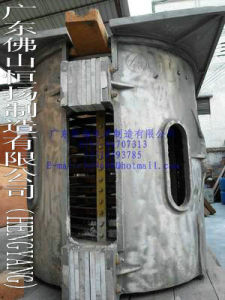 Copper Melting Furnace for 1 Tons pictures & photos