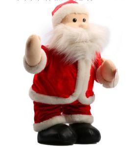 China Santa Claus Stuffed Soft Plush Toy For Christmas China