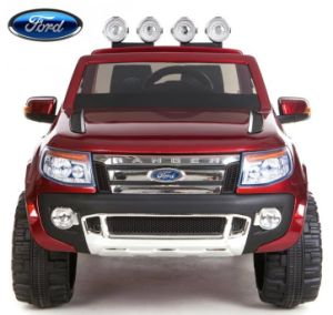 Kid Battery Toy Car Ford Ranger With 12v Electric For Children