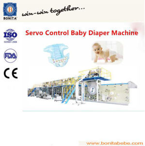 Economic Frequency Baby Diapr Machine with Ce (BNT-BD-09)