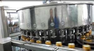 Automatic Pop Top Can Juice Beverage Filling Machine pictures & photos