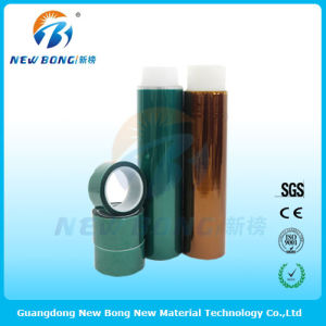 Green and Purple Color Pet Protective Films for Extrude Pull pictures & photos