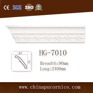 Polyurethane Decoration Line for Ceiling and Wall Design