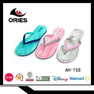 bf9d447d1 ... 2018 Newest Top Quality Two Colour PVC Upper and Embossed Printed  Comfort EVA Slipper san francisco  CC DOUBLE O Embossed Logo Sandals - FLIP  FLOPS ...