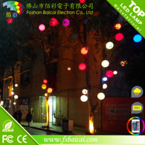 Wedding Decoration Color Changing LED Ball
