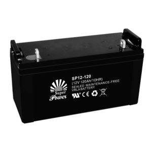 UPS Battery 12V 7AH in Deep Cycle Performance with ISO9001 and CE Proved pictures & photos