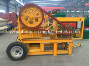 Rock Crusher/Stone Crusher Machine/Mobile Jaw Crusher Price pictures & photos