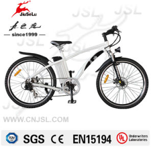 "26"" Aluminum Alloy 36V LED Display Mountain Electric Bike (JSL037N-2) pictures & photos"