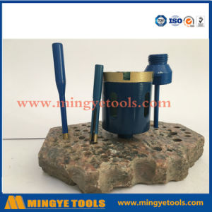 High Quality Diamond Stone Drilling Bit for Drilling Ceramic pictures & photos