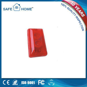 Top-Quality! Household Portable Siren Horn with Flash Alarm (SFL-102)