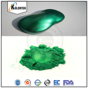 Auto Paint Pearl Pigment, High Grade Industrial Pearl Pigment Manufacturer pictures & photos