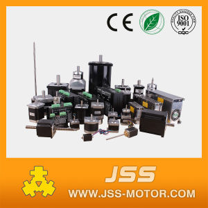 42*42mm NEMA 17 Stepper Motor with Gearbox pictures & photos