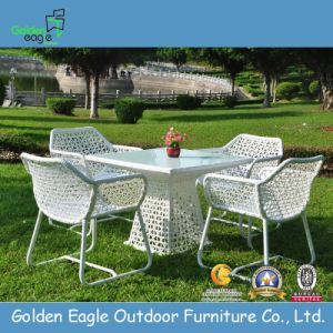 PE Rattan Outdoor Chair Table Sofa Furniture Garden Set (FP0106)
