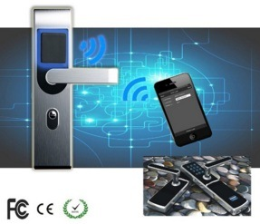 Bluetooth Low Energy 4.0 Bluetooth Smart Lock Solution pictures & photos