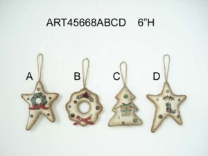 Christmas Holiday Tree Decoration Ornaments-4asst. pictures & photos
